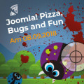 Pizza, Bugs & Fun am 8.9.2018